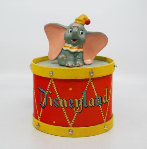 Disneyland Dumbo Souvenir Bank - ID: aprdisneyland20282 - ID: aprdisneyland20282 Disneyana