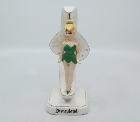 Disneyland Souvenir Ceramic Tinker Bell Figurine - ID: aprdisneyland20283 Disneyana