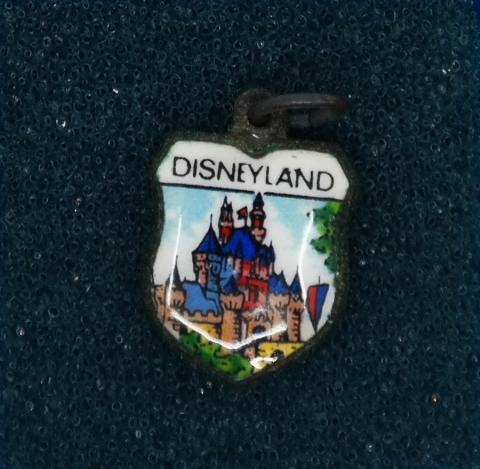 1950's Disneyland Souvenir Charm - ID: aprdisneyland20296 Disneyana