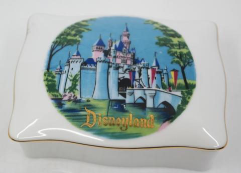 1960s Disneyland Ashtray Holder with Two Ashtrays - ID: aprdisneyland20301 Disneyana