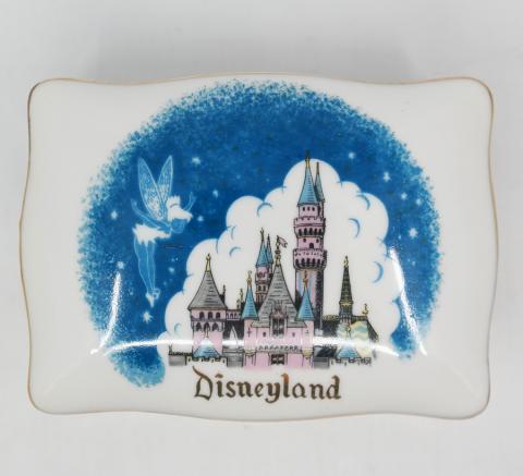 1960s Disneyland Ashtray Holder with Two Ashtrays - ID: aprdisneyland20306 Disneyana