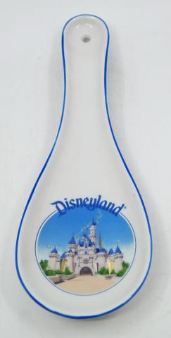 Disneyland Souvenir Spoon Rest - ID: aprdisneyland20313 Disneyana