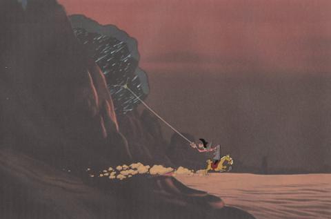 Pecos Bill Production Cel - ID: aprpecos20058 Walt Disney