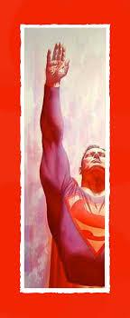 Superman Immortal Signed Giclee on Paper Print - ID: aprrossAR0042P Alex Ross