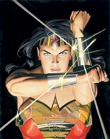 Mythology Wonder Woman Lithograph Print - ID: aprrossAR0188ML Alex Ross