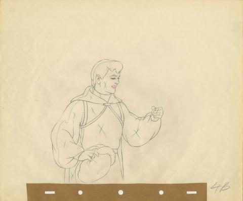 Snow White Production Drawing - ID: aprsnowwhite20031 Walt Disney
