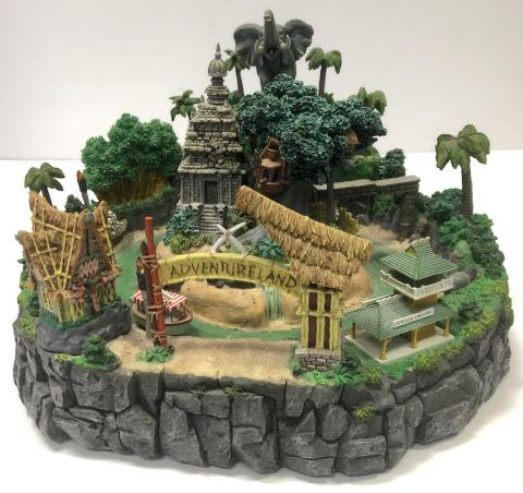 Disneyland Adventureland Big Fig - ID: augbigfig20010 Disneyana