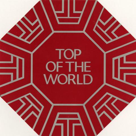 Top of the World Restaurant Menu - ID: augdismenu20379 Disneyana