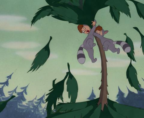 Peter Pan Production Cel - ID: augpeterpan20755 Walt Disney