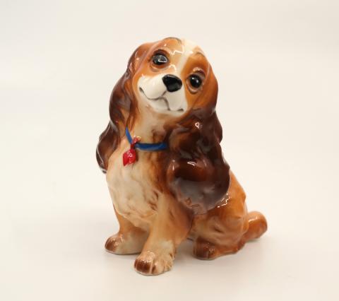 Lady Ceramic Figurine - ID: declady19002 Walt Disney