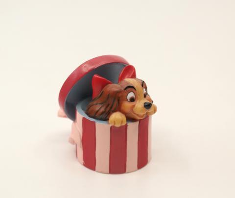 Lady and the Tramp Figurine - ID: declady19004 Walt Disney