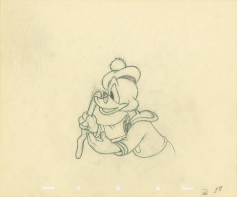 The Spirit of '43 Production Drawing - ID: julydonald20171 Walt Disney