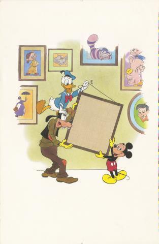 Printer's Proof - ID: julymickey20350 Walt Disney