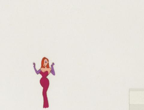 Roger Rabbit Production Cel - ID: julyroger20208 Walt Disney