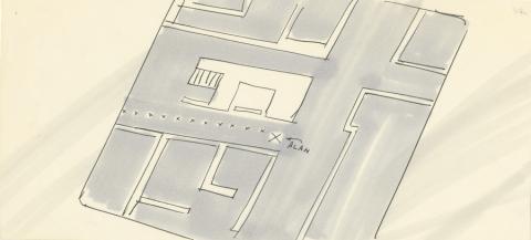 TRON Storyboard Drawing - ID: julytron20151 Walt Disney