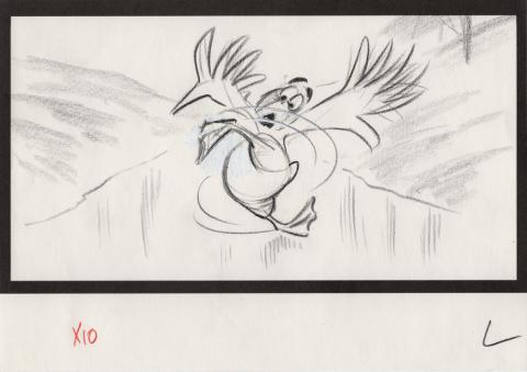 Balto Storyboard - ID: junbalto20070 Universal
