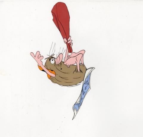 Captain Caveman Production Cel - ID: juncaveman20036 Hanna Barbera