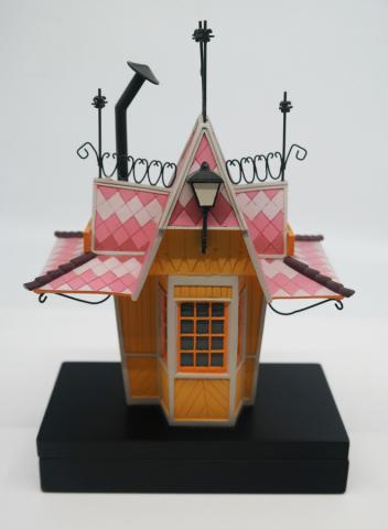 Fantasyland Building Miniature - ID: jundisneyana20001 Disneyana