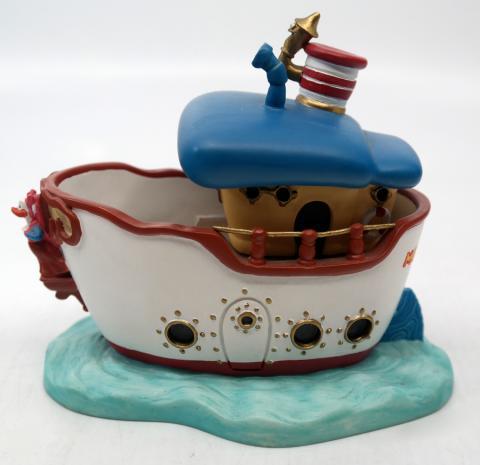 Donald's House Toontown Miniature Sculpture - ID: jundisneyana20185 Disneyana