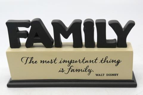 Walt Disney Quote Display - ID: jundisneyana20203 Disneyana