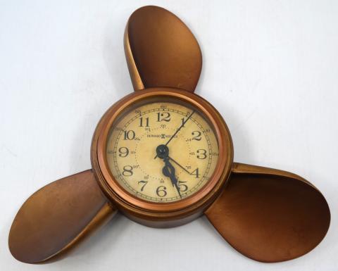Disney Cruise Line Propeller Clock - ID: jundisneyana20250 Disneyana