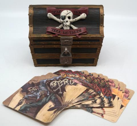 Pirates of the Caribbean Coaster Set - ID: jundisneyana20291 Disneyana