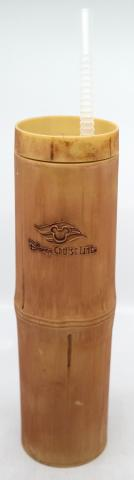 Disney Cruise Line Bamboo Tumbler cup - ID: jundisneyana20293 Disneyana