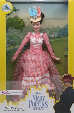 Mary Poppins Returns Barbie Doll - ID: jundisneyana20353 Disneyana