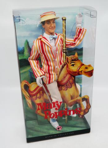 Mary Poppins Bert Barbie Doll - ID: jundisneyana20356 Disneyana