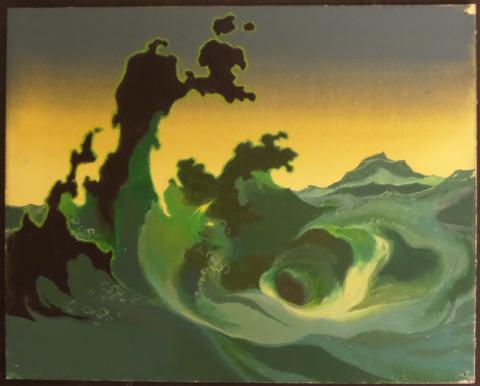 Pirates of Dark Water Concept Painting - ID: junhb047 Hanna Barbera