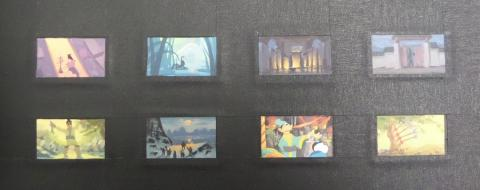Mulan Background Color Key Paintings - ID: maydis66 Walt Disney
