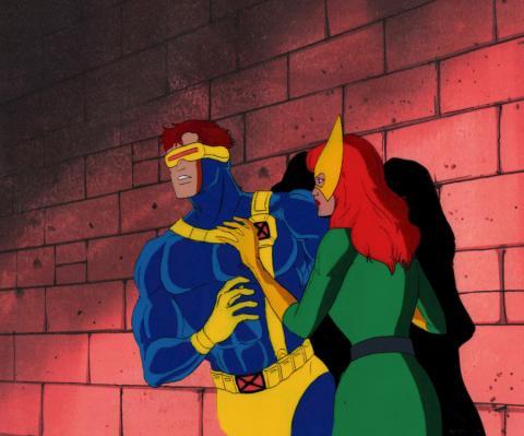X-Men Production Cel - ID: mayxmen20577 Marvel
