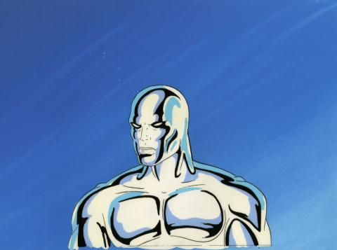 Fantastic Four Production Cel - ID: octfantfour20710 Marvel
