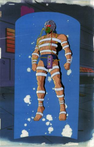 X-Men Production Cel - ID: octxmen20001 Marvel