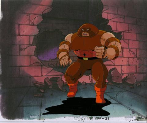 X-Men Production Cel - ID: octxmen20012 Marvel