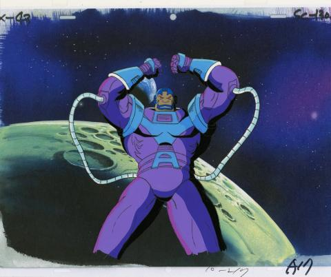 X-Men Production Cel - ID: octxmen20042 Marvel