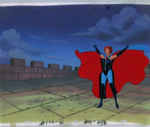 X-Men Production Cel - ID: octxmen20043 Marvel