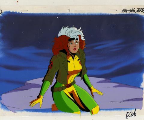 X-Men Production Cel - ID: octxmen20073 Marvel