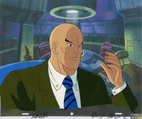 X-Men Production Cel - ID: octxmen20078 Marvel