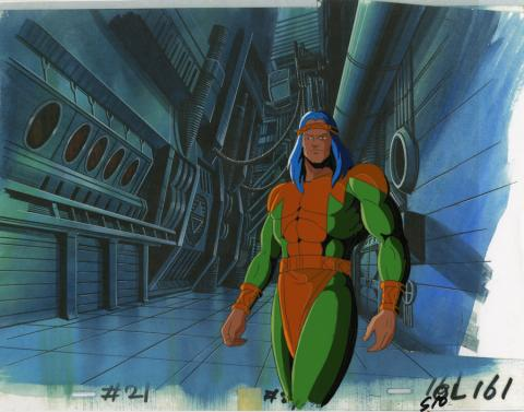 X-Men Production Cel - ID: octxmen20085 Marvel