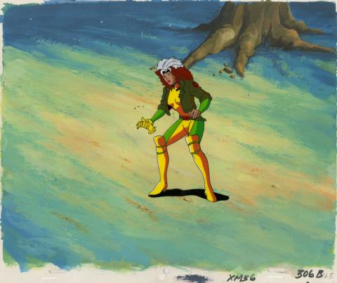X-Men Production Cel - ID: octxmen20086 Marvel
