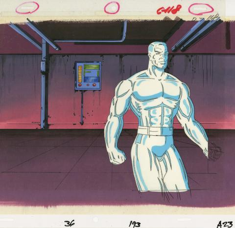 X-Men Production Cel - ID: octxmen20089 Marvel