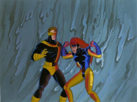 X-Men Production Cel - ID: octxmen20216 Marvel