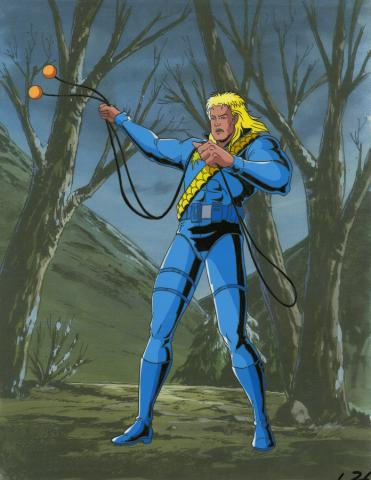 X-Men Production Cel - ID: octxmen20333 Marvel