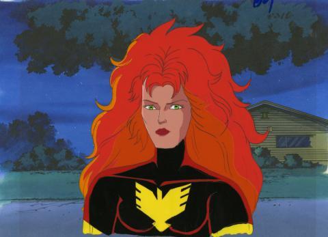 X-Men Production Cel - ID: octxmen20337 Marvel