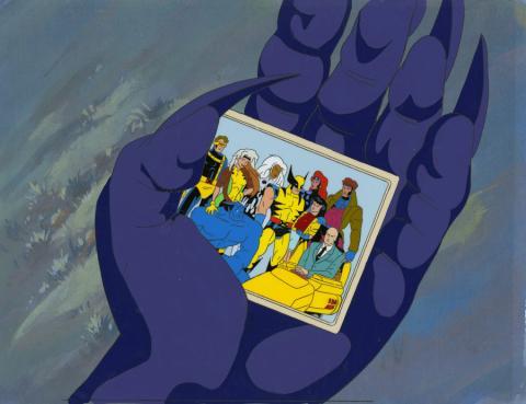 X-Men Production Cel - ID: octxmen20338 Marvel