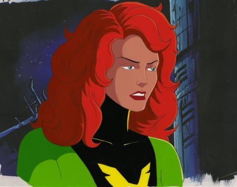 X-Men Production Cel - ID: octxmen20481 Marvel
