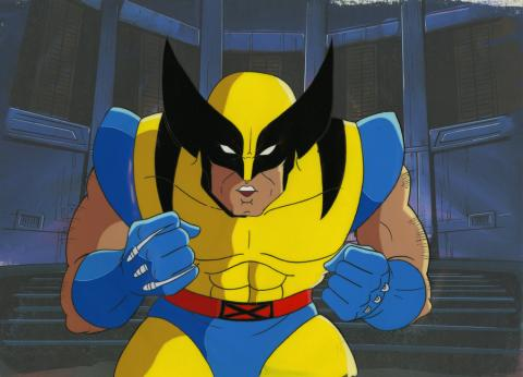 X-Men Production Cel - ID: octxmen20492 Marvel