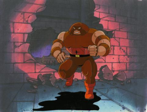 X-Men Production Cel - ID: octxmen20496 Marvel