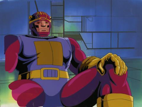 X-Men Production Cel - ID: octxmen20498 Marvel